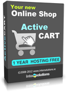 Active Cart - single storefront